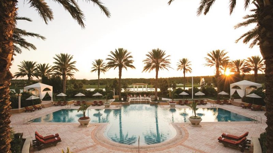 Ritz Carlton Grande Lakes (pool)